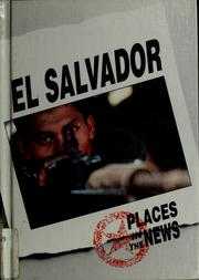 Cover of: El Salvador