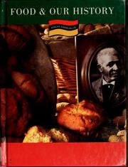 Cover of: Food and our history