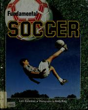 Cover of: Fundamental soccer
