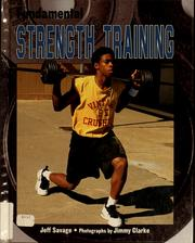 Cover of: Fundamental strength training