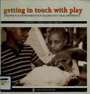 Cover of: Getting in touch with play by Kim Blakely