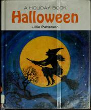 Cover of: Halloween