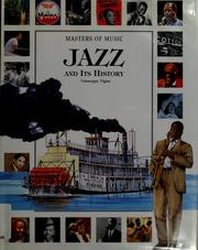 Cover of: Jazz and its history