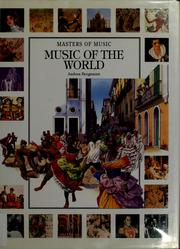 Cover of: Music of the world | Andrea Bergamini