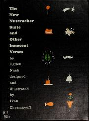 Cover of: The new Nutcracker suite: and other innocent verses
