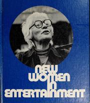 Cover of: New women in entertainment | Kathleen Bowman