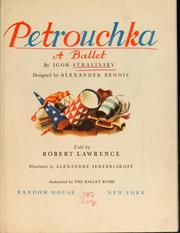 Cover of: Petrouchka