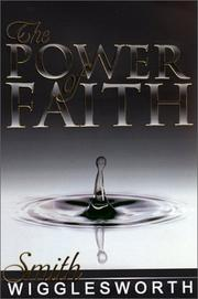 Cover of: The power of faith