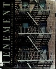 Cover of: Tenement | Raymond Bial