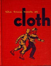 Cover of: The true book of cloth