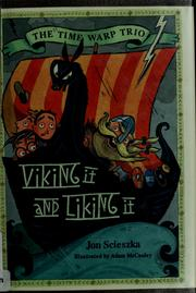 Cover of: Viking it & liking it
