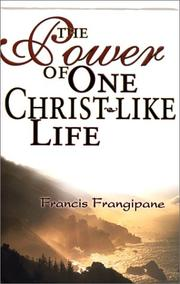 Cover of: The Power of One Christlike Life