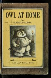 Cover of: Owl at home | Arnold Lobel