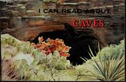 Cover of: I can read about caves | C. J. Naden