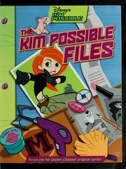 Cover of: The Kim Possible files