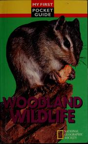 Cover of: Woodland wildlife