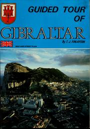 Cover of: Guided tour of Gibraltar