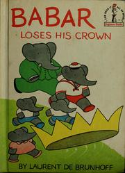 Cover of: Babar loses his crown