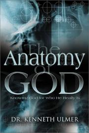 Cover of: The Anatomy of God