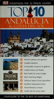 Andalucia & Costa Del Sol by Jeffrey Kennedy