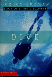 Cover of: Dive: the discovery