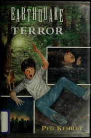 Cover of: Earthquake terror