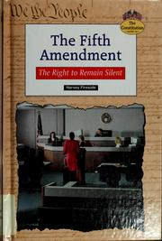 Cover of: The Fifth Amendment | Harvey Fireside