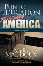 Cover of: Public Education Against America