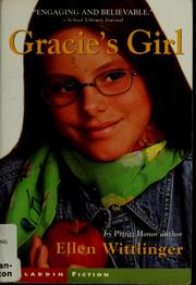 Cover of: Gracie's girl