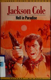 Cover of: Hell in paradise | Jackson Cole