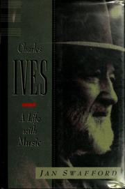 Cover of: Charles Ives | Jan Swafford