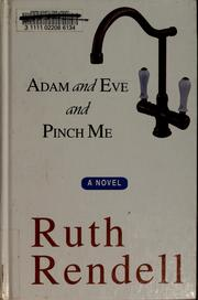 Cover of: Adam and Eve and pinch me
