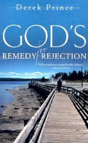 Cover of: God's Remedy for Rejection