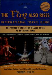 Cover of: Alan S. Davis' the fun also rises international travel guide