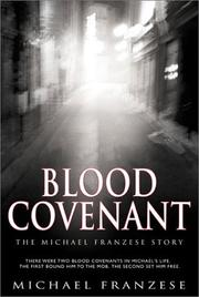 Cover of: Blood Covenant | Michael Franzese