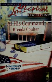 Cover of: At his command