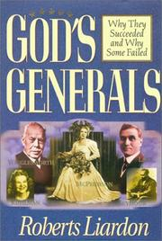 Cover of: God's generals