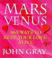 Cover of: Mars and Venus (Mars & Venus)