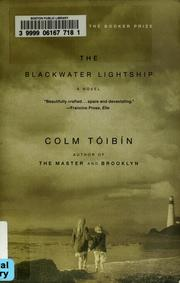 Cover of: The Blackwater lightship