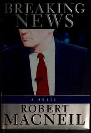 Cover of: Breaking news