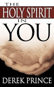 Cover of: The Holy Spirit in You