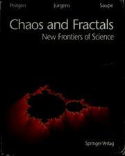 Cover of: Chaos and fractals | Heinz-Otto Peitgen