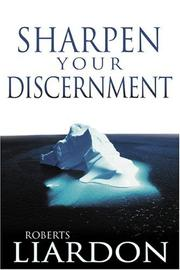 Cover of: Sharpen your discernment