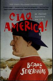 Cover of: Ciao, America!