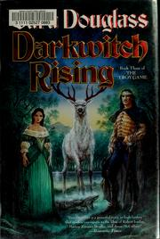 Cover of: Darkwitch rising | Sara Douglass