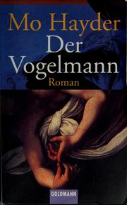 Cover of: Der Vogelmann