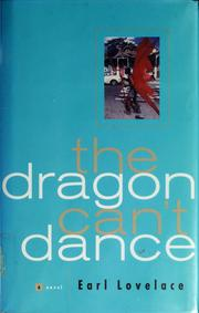Cover of: The dragon can't dance