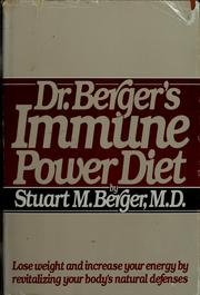 Cover of: Dr. Berger