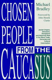 Cover of: Chosen people from the Caucasus