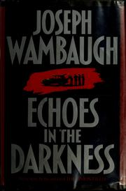Cover of: Echoes in the darkness